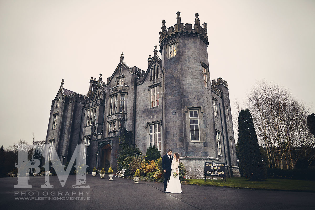 wedding photographers | weddings at kinnitty castle, co offaly
