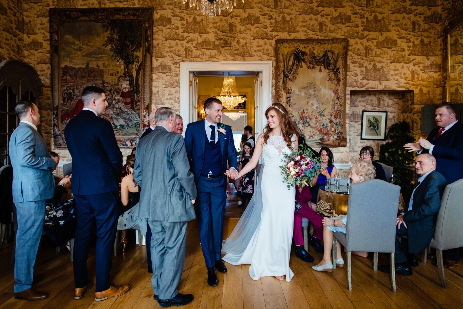 castle durrow wedding