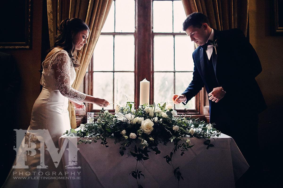 wedding photographers | weddings at kinnitty castle, co offaly