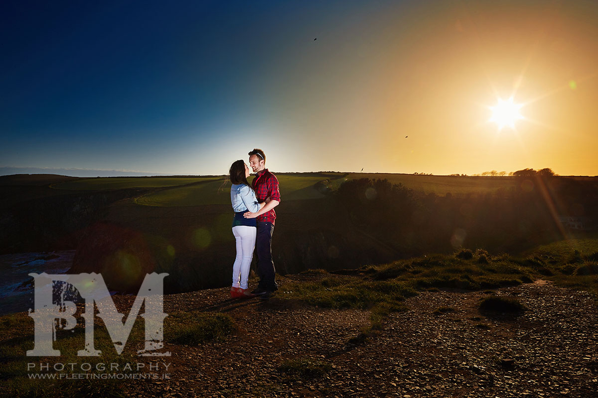 engagement shoot in cork   wedding photographers cork