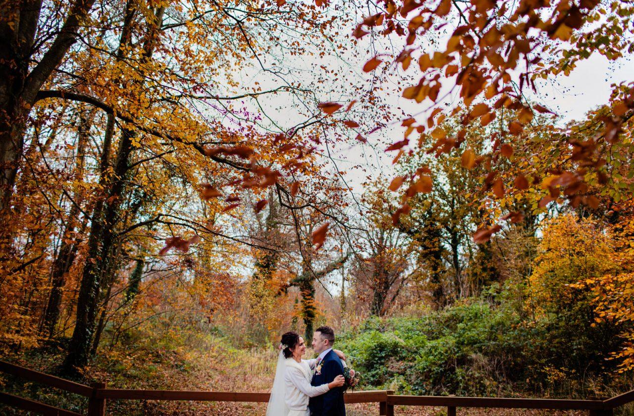 Kilkenny Autumn Wedding - Aisling & Kenneth