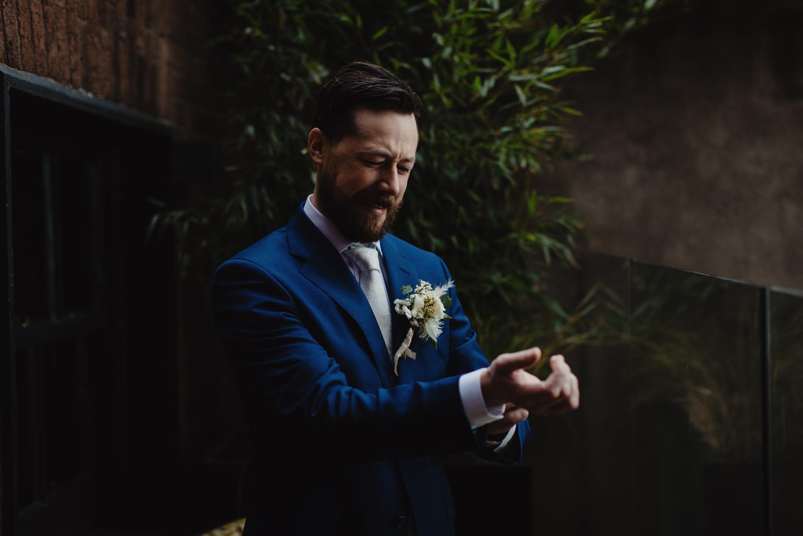 the dean hotel wedding
