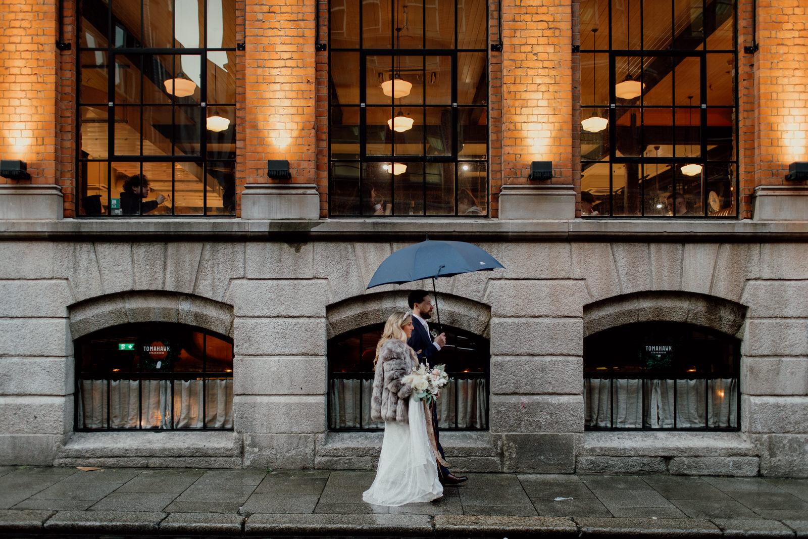 temple bar wedding photos